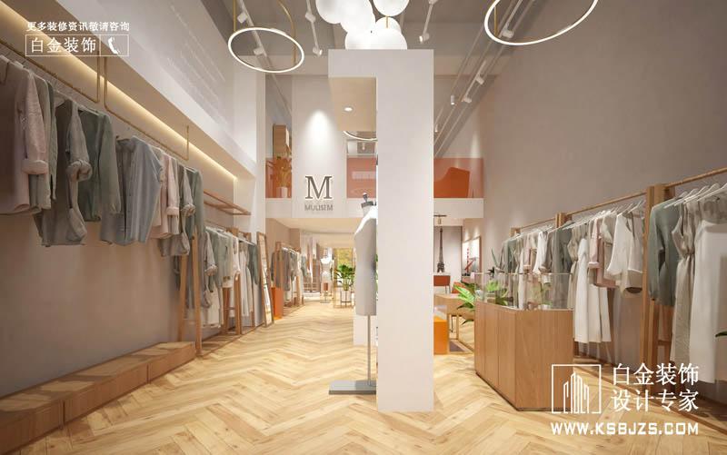 MULISIM服装店
